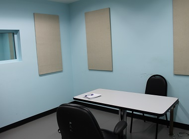 NYPD Interview Room